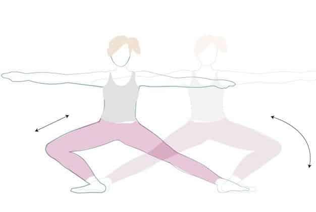 Movimientos laterales