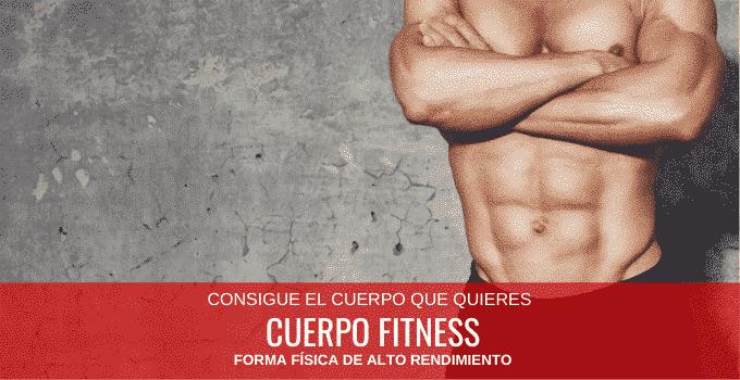 conseguir un cuerpo fitness