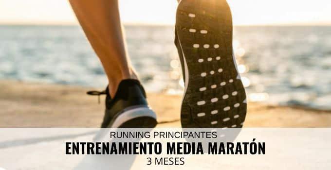 plan de entrenamiento medio maratón