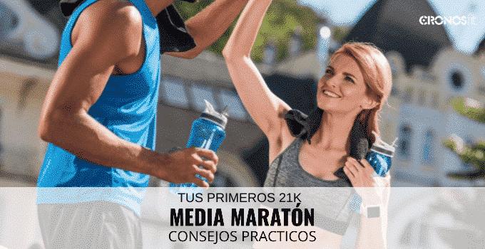 Consejos primera Media Maratón