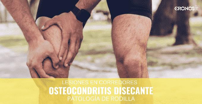 Osteocondritis disecante de rodilla