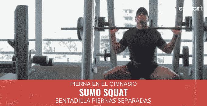 Sentadilla Sumo