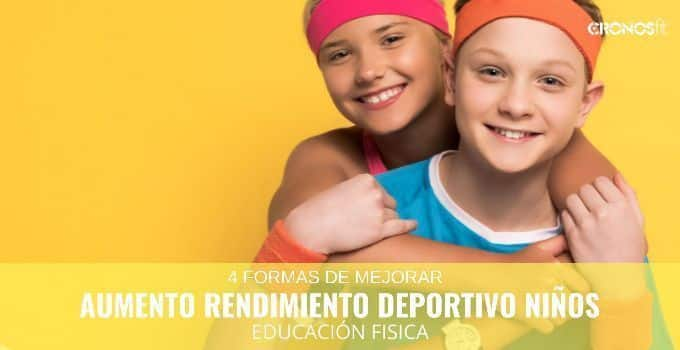 Aumento Rendimiento Deportivo en Niños