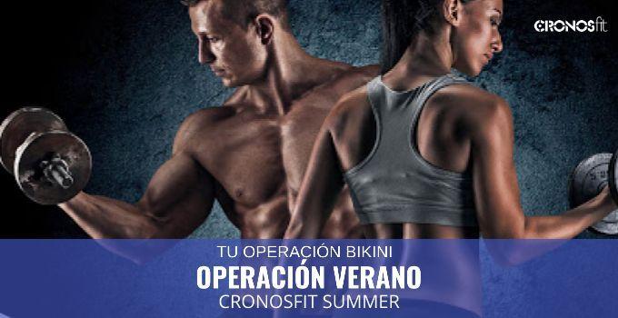 Operación verano CronosFit