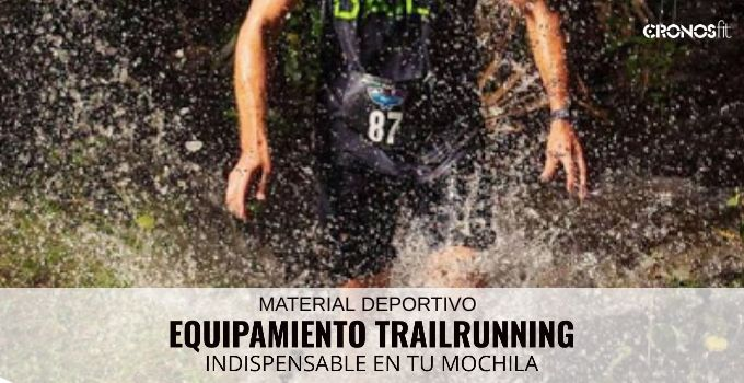 Equipamiento Trail Running