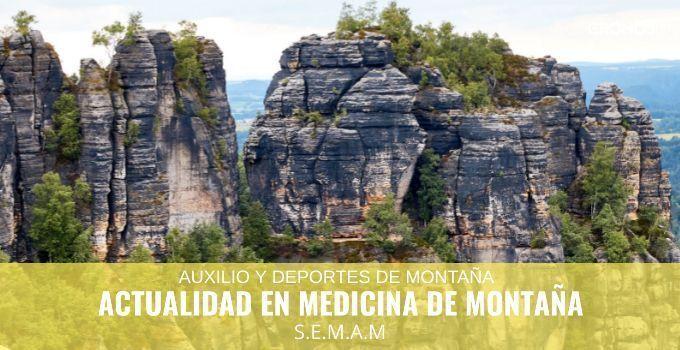Actualidad en medicina de Montaña