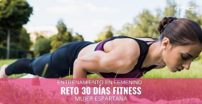 Reto 30 días Fitness