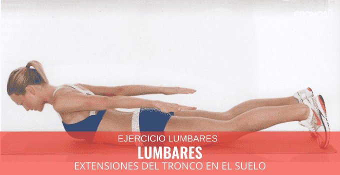 Extensiones Lumbares