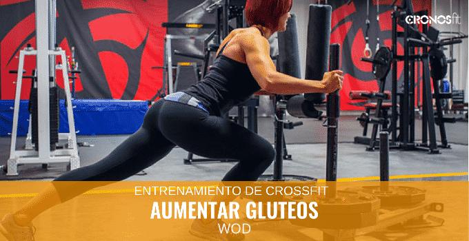 Aumentar Glúteos CrossFit