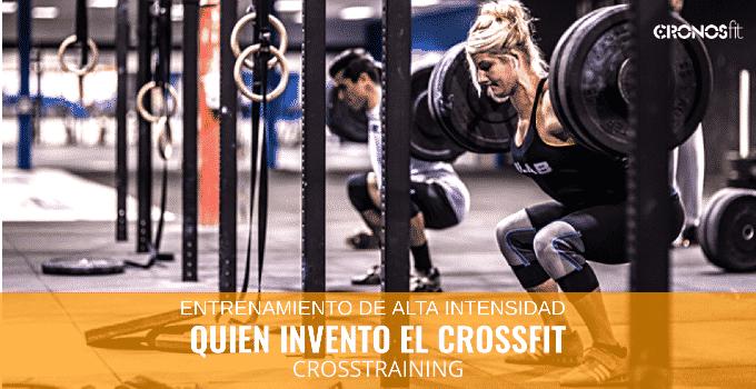 Quien Invento el CrossFit