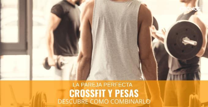 CrossFit y pesas
