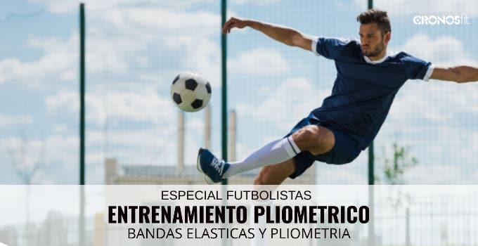 Entrenamiento Pliométrico para el Futbol