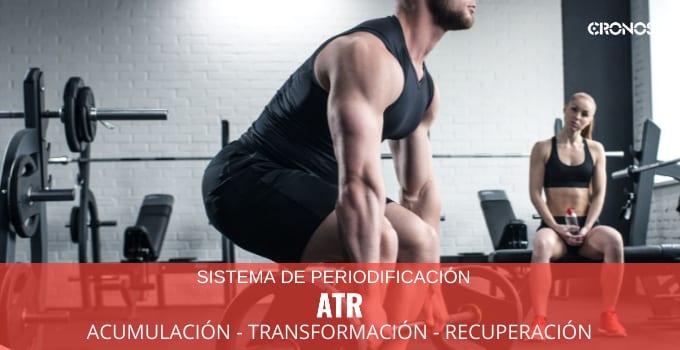 Rutina de entrenamiento ATR