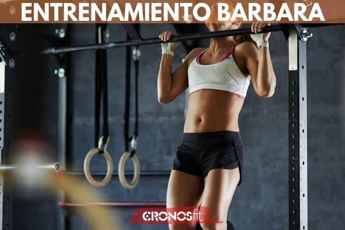 Barbara WOD CrossFit