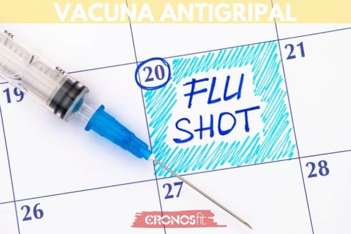 Vacuna antigripal y rendimiento deportivo