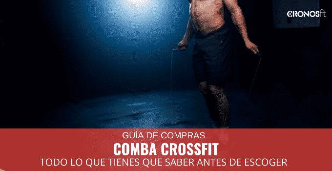 comprar la mejor Comba de CrossFit