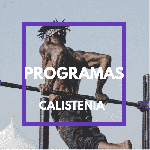 Programas Calistenia