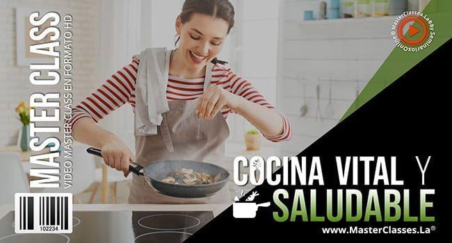 Cocina Vital y Saludable Post