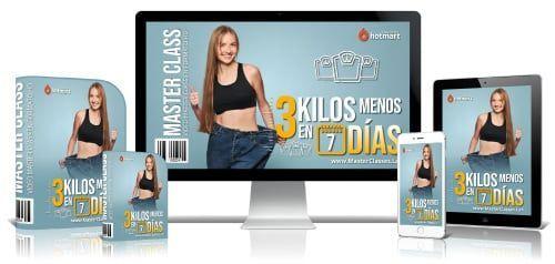 Material 3 Kilos menos en 4 días