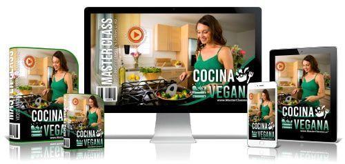material cocina vegana