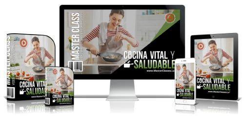 Cocina Vital y Saludable 1