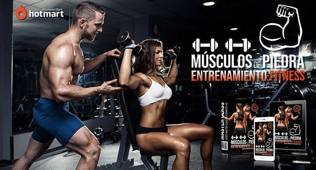 Entrenamiento Músculos de Piedra Portada